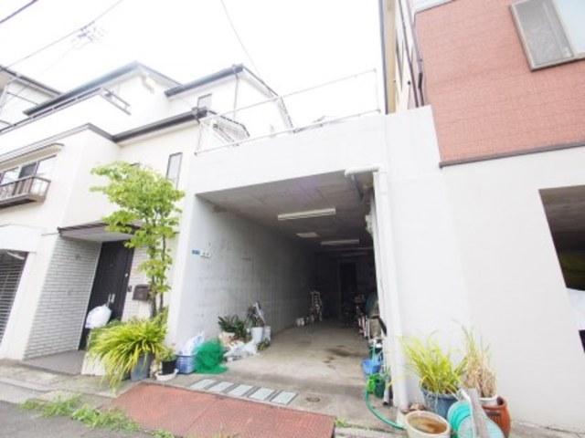 田井荘新館の外観