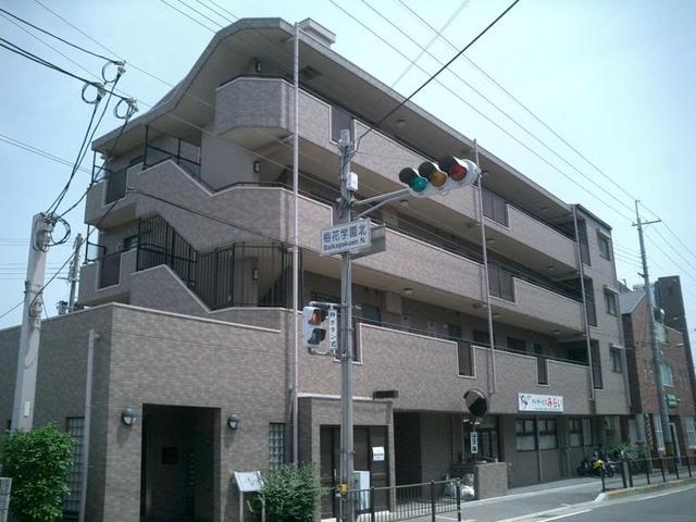 アーズ更紗上野東の外観