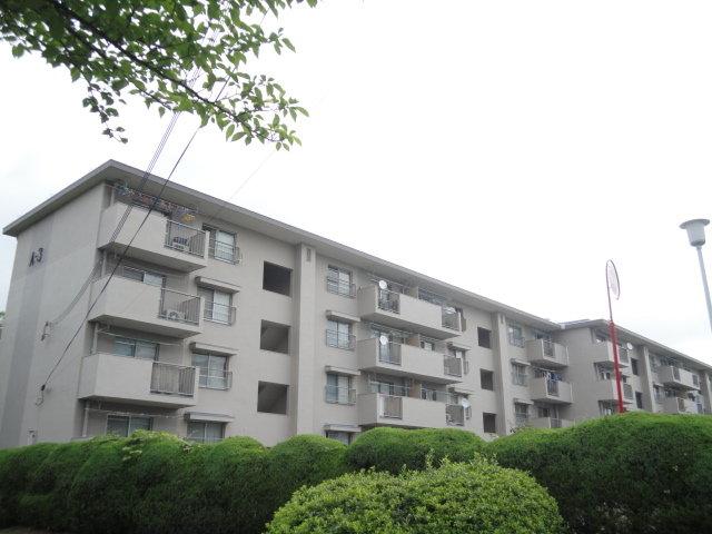 公社新千里北町住宅の外観