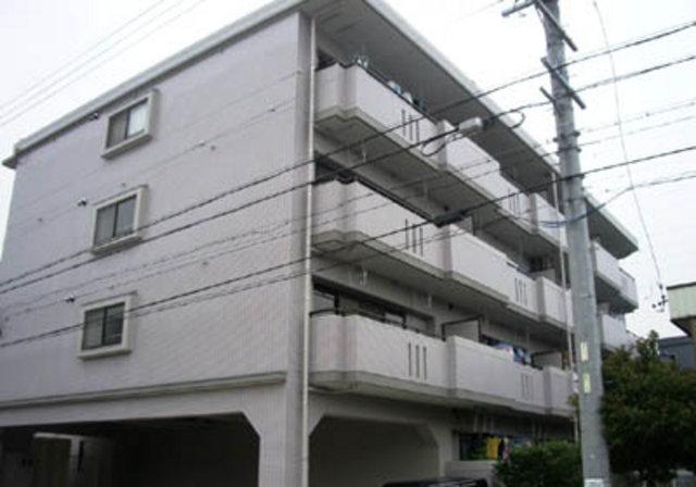 横井ビルの外観