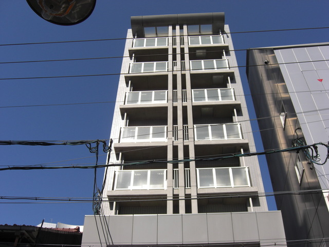 HARADA栄南ビルの外観