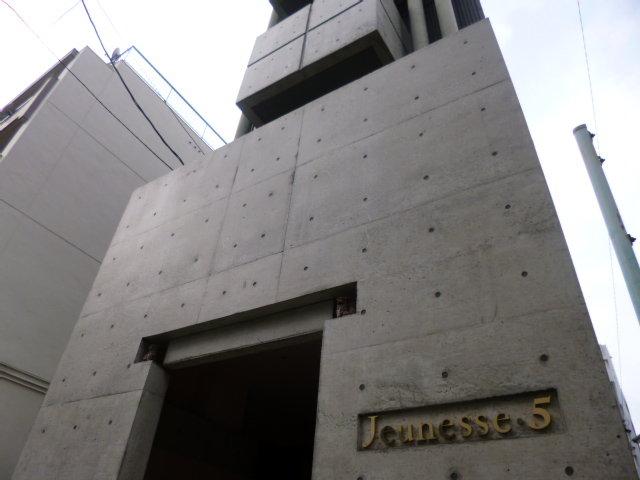 ジュネス・5・栄の外観