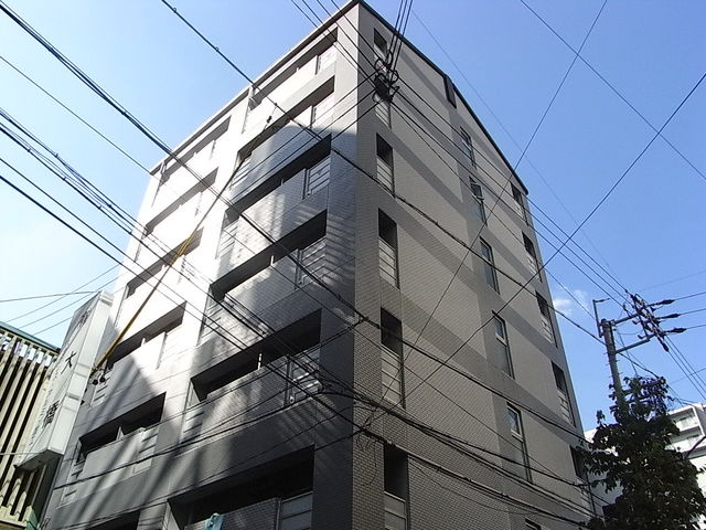 Komodokasa Miwaの外観
