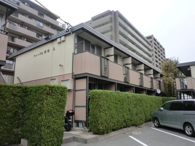 フォーブル渋谷Aの外観
