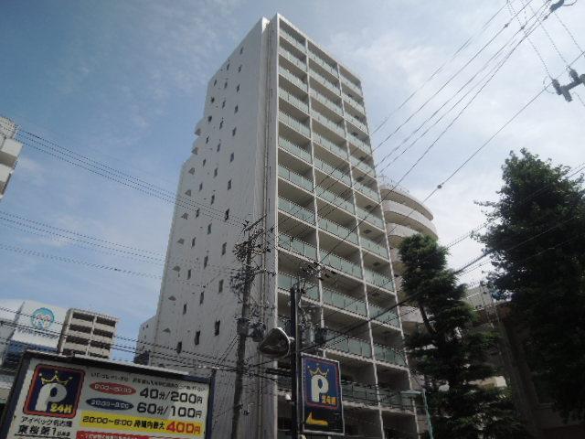 KDXレジデンス東桜2の外観