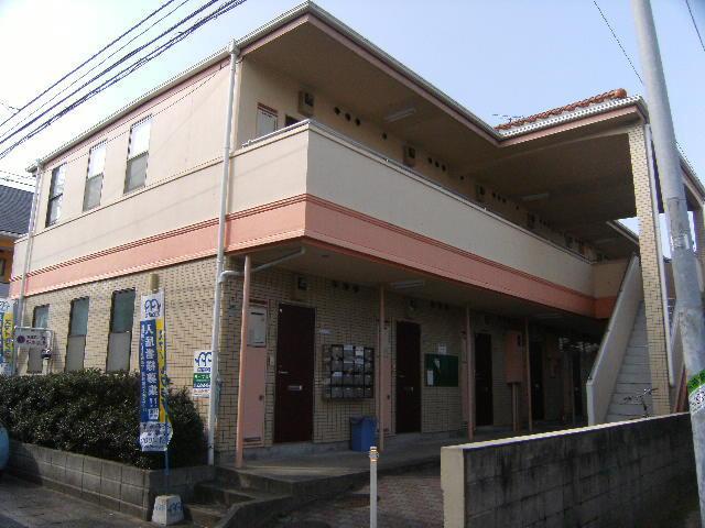 カーサ吉塚の外観