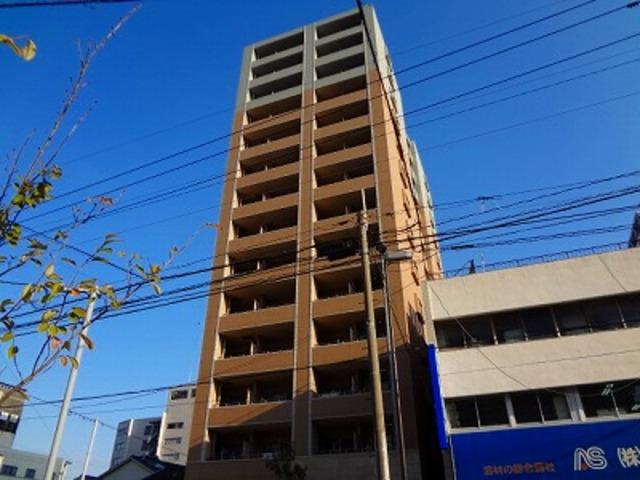 S‐FORT福岡県庁前の外観