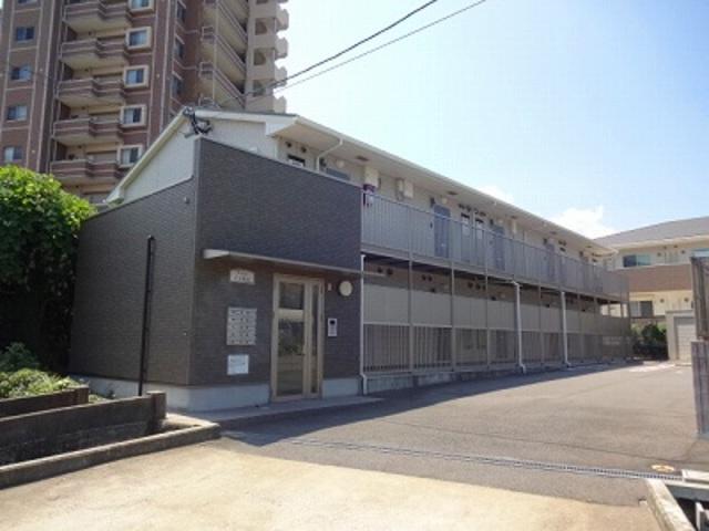 アムール竹下駅前の外観