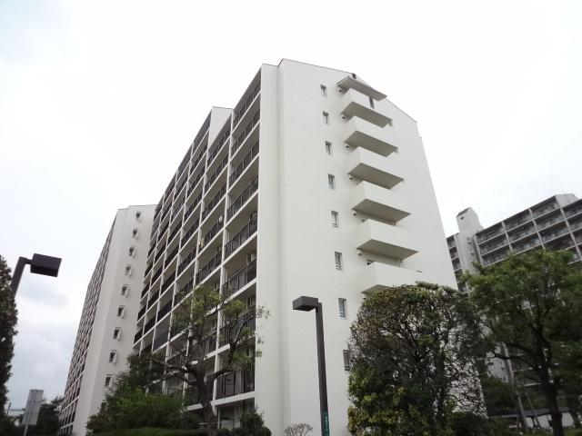 のむら貝塚ガーデンシティ壱番館の外観