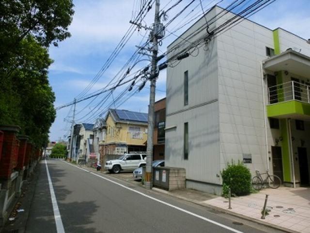 ラグタイム箱崎の外観