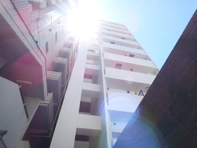Modern Palazzo唐人町の外観