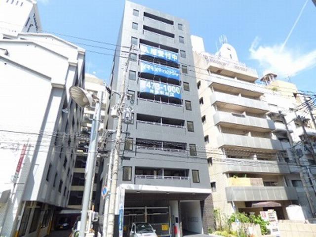 Modern palazzo 博多駅南の外観
