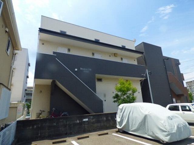 ビータス筥松弐番館の外観