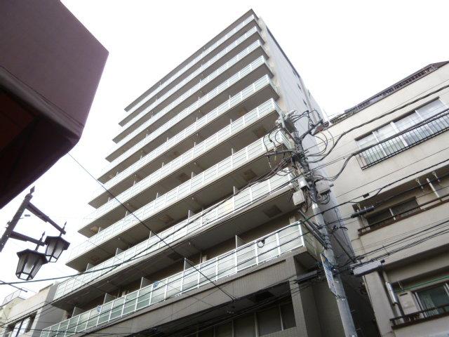 ベジフル北新宿弐番館の外観