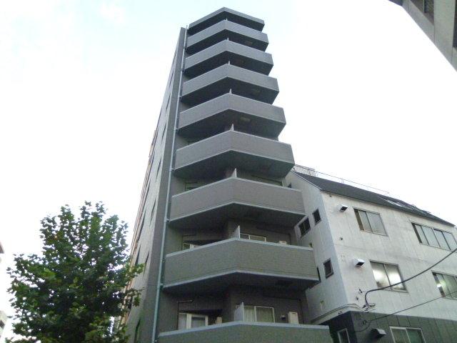 シンシア西早稲田の外観