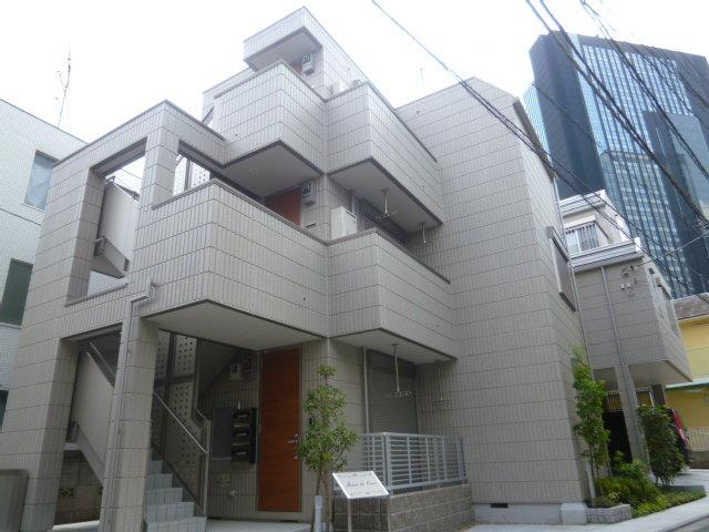 Maison de Orionの外観