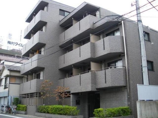 ルーブル新宿西落合参番館の外観