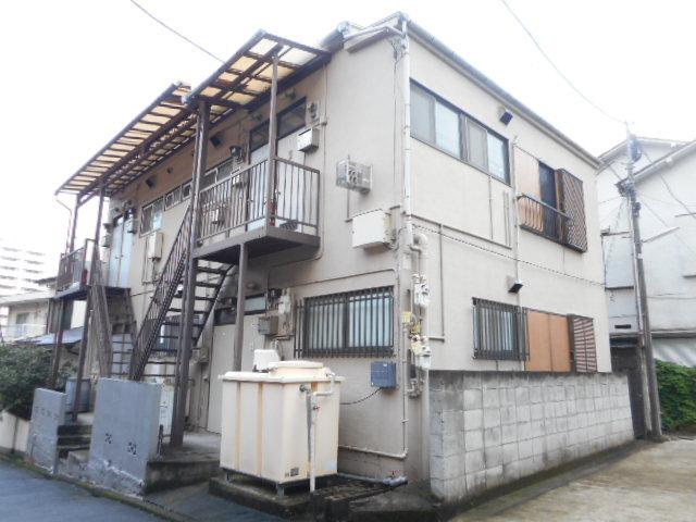 和田荘の外観
