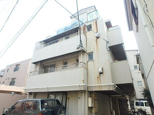 フラッツ東長崎の外観