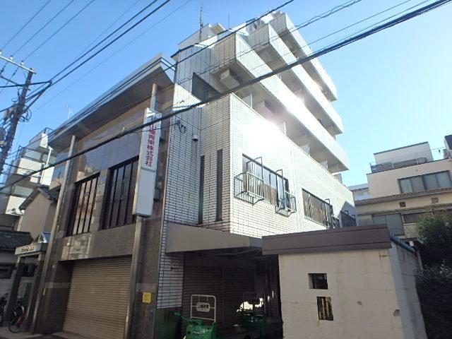 トーシン・プラネット新宿の外観