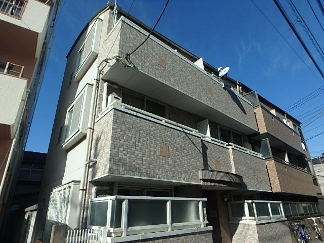 Castle山田の外観