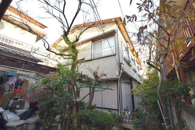 田島ハウスの外観