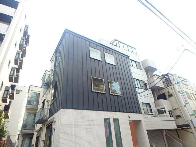 eLSoL北新宿の外観