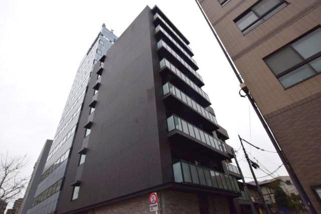 DUO FLATS Higashi-Nakanoの外観