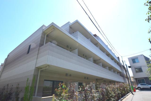DIPS高田馬場駅前の外観