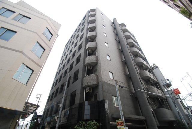 エステムコート大阪城前OBPリバーフロントの外観