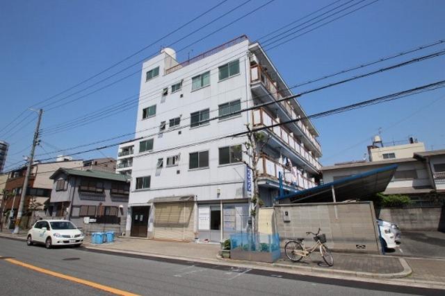 第2ロックマンションの外観