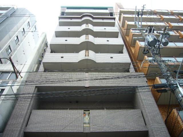 セレッソコート京都御所西の外観