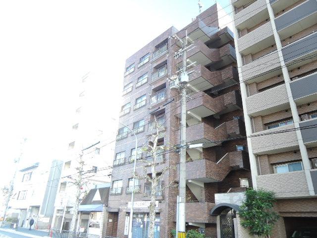 ステーションパレス京都の外観