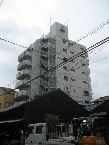 グラン・ドムール堺町二条の外観
