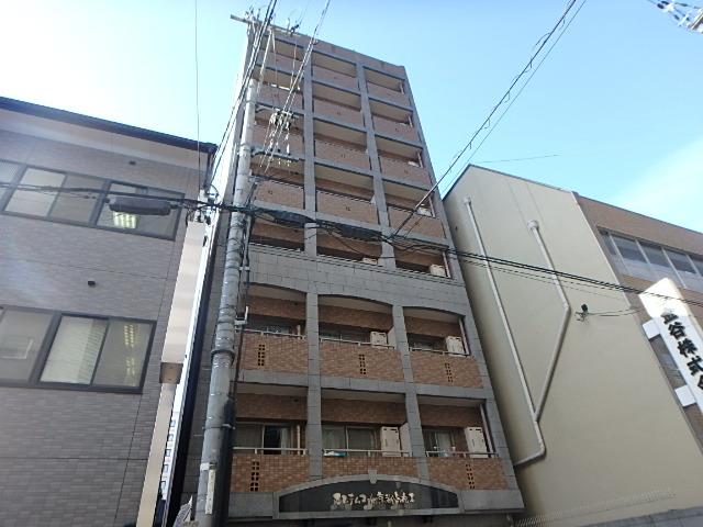 エステムコート京都烏丸2の外観