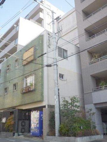 さわらび堺町マンションの外観