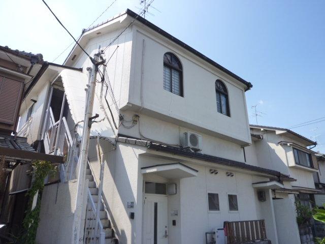 キャニオンビュー柴田屋敷の外観