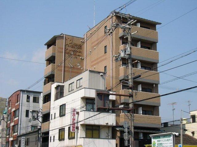 プレサンス京都東山City Lifeの外観