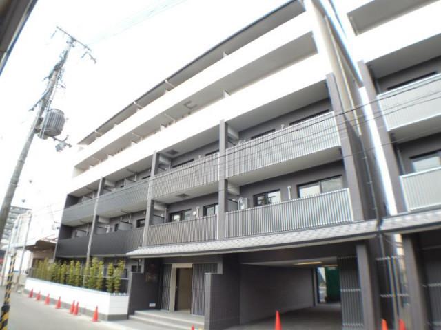 ベラジオ京都壬生イーストゲートの外観