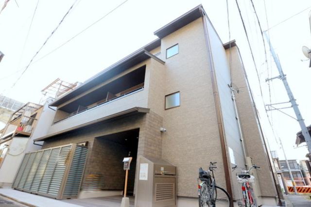 キンブリッジ京都駅西の外観