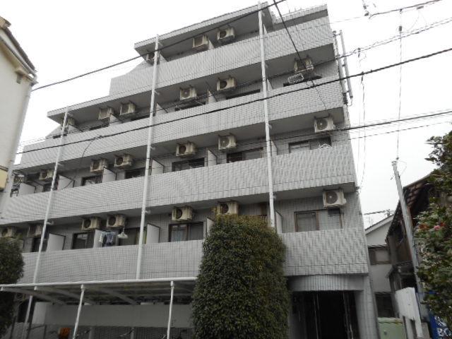 小金井クリスタルマンションの外観
