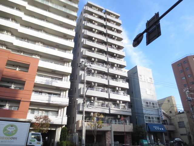 S-FORT錦糸町の外観