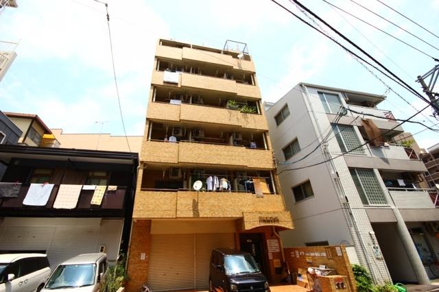 川崎第2ビルの外観