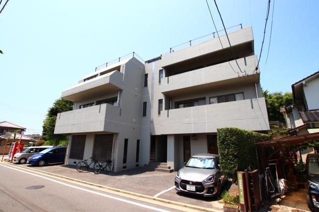 MKJ東青崎町ビルの外観