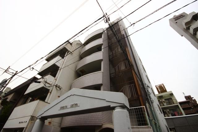 クレスタ昭和町ビルの外観