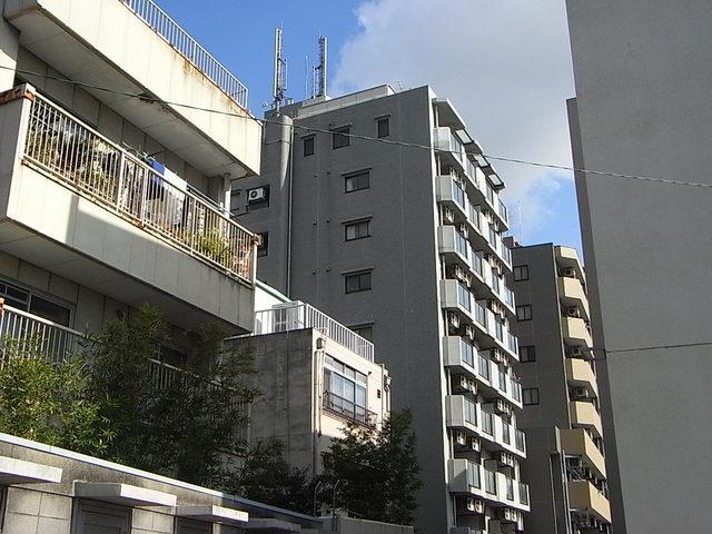 グランベール安田通の外観