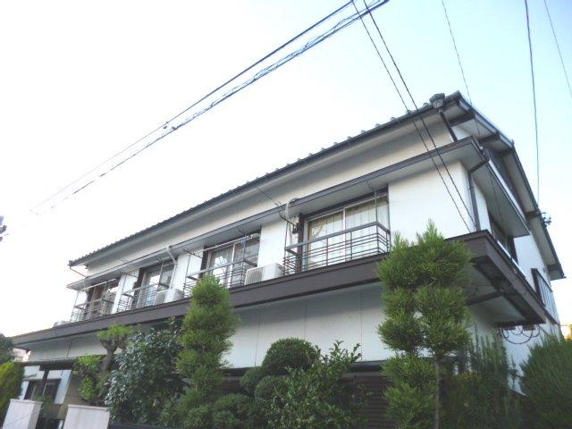 新江荘の外観