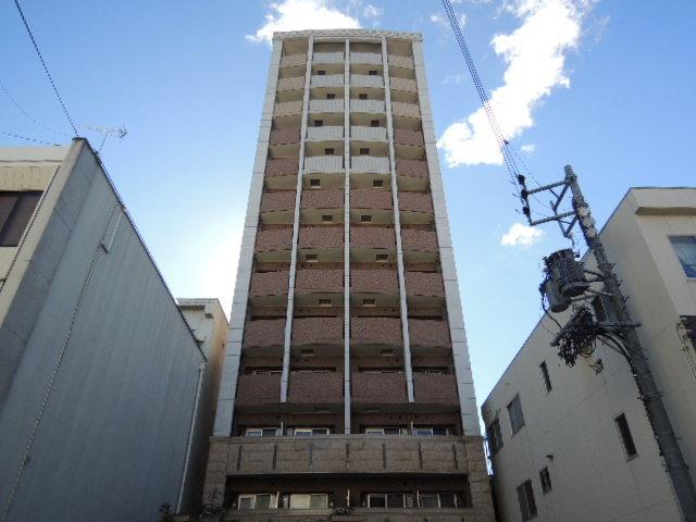 プレサンス大須観音駅前サクシードの外観