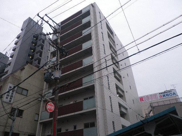 コージーコート新栄の外観