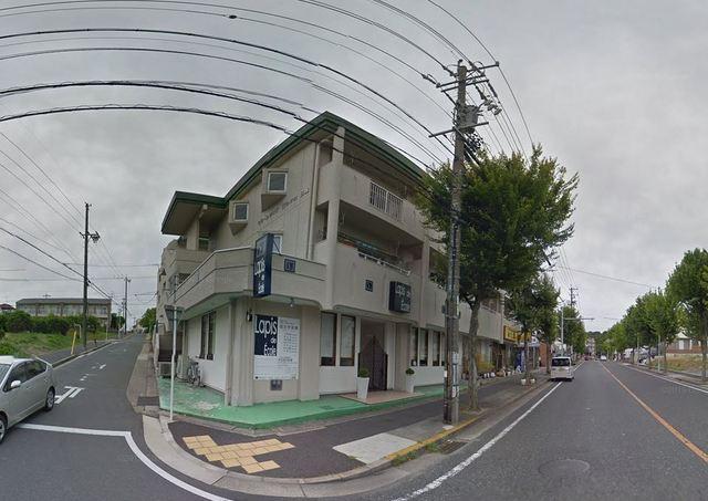 グリーンサイドヨシタカ B棟の外観